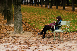 Jardin du Luxembourg (CC BY-SA 2.0 © James Mulholland)