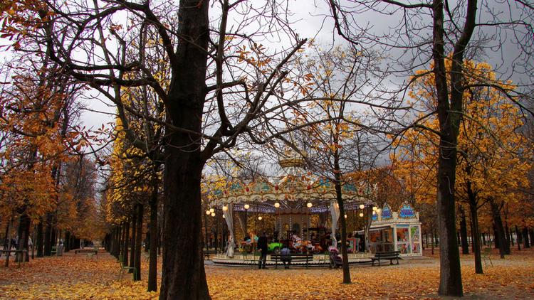 Jardin des Tuileries  (CC BY 2.0 © Guillaume Baviere)