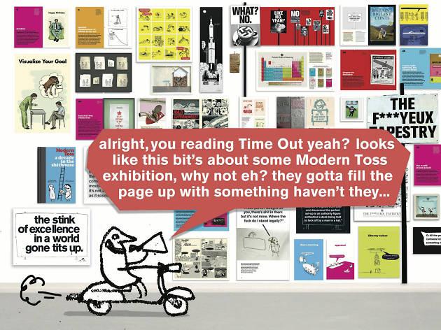 Modern Toss