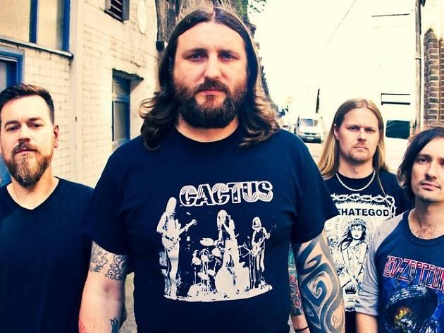 Day of Doom 2014: Saint Vitus + Trouble + Orange Goblin...