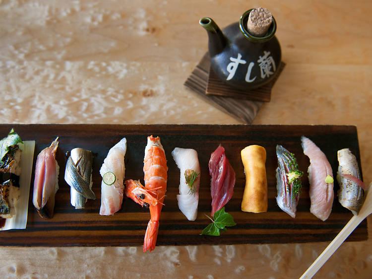 Sushi Ran in San Francisco