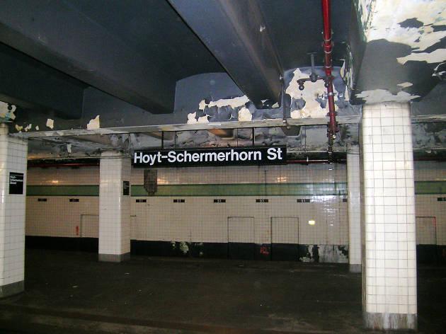 hoyt schermerhorn subway