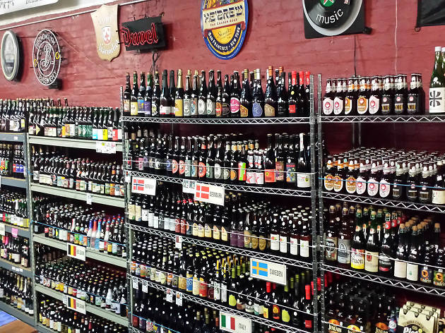 Find the best beer store in NYC