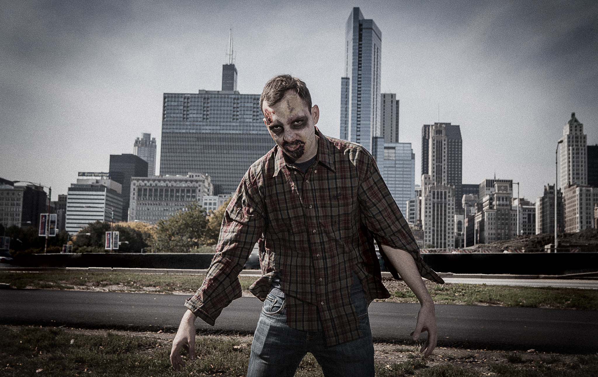 What would you do if zombies invaded Chicago?