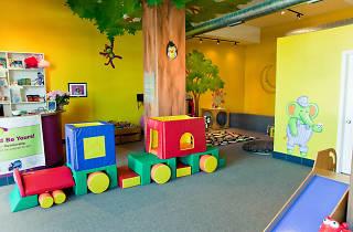 Purple Monkey Playroom