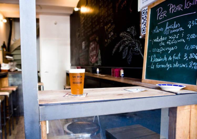 Les millors cerveseries artesanes de Barcelona