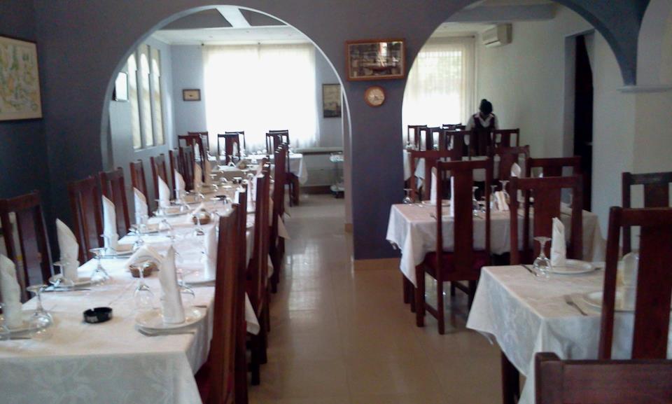 Le Magellan restaurant, Accra, Ghana