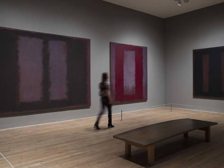 'The Seagram Murals' - Mark Rothko