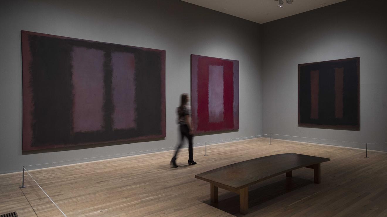 Rothko Murals