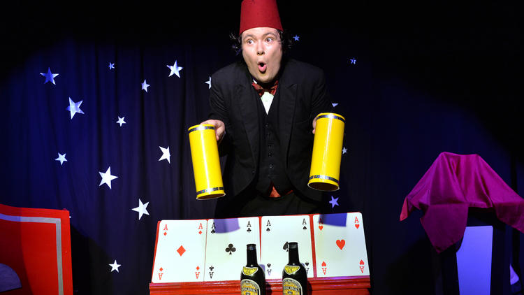 just like that the tommy cooper show john hewer