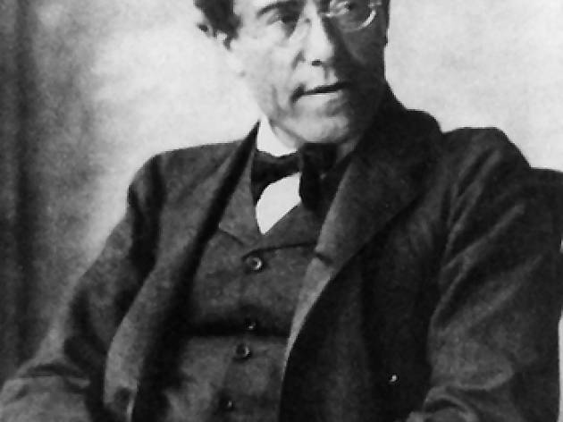 In-Edit Beefeater 2014: Conducting Mahler