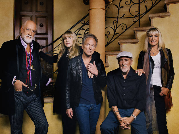 Fleetwood Mac and The Eagles to headline L.A.'s newest music fest