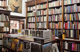 Librería Antigua Madero