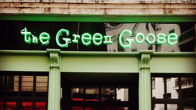 Taverne • The Green Goose