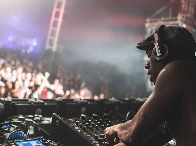 Chicago house icon Lil Louis is a headliner on the main stage at the Ceremony Festival in London.