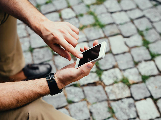 Lligar per mòbil!