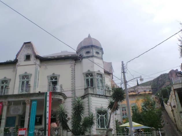 CENA. Casa de la Presa