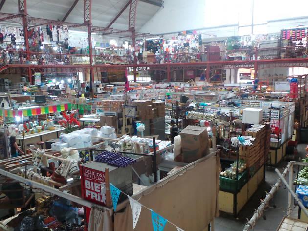 DESAYUNO. Mercado Hidalgo