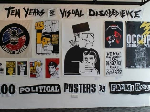 12 Years of Visual Disobedience