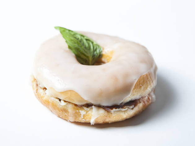 The best donuts in LA: Jets to Basil donut from Donut Friend