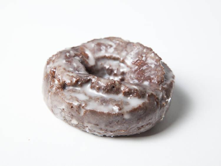 The best chocolate donut: Krispy Kreme