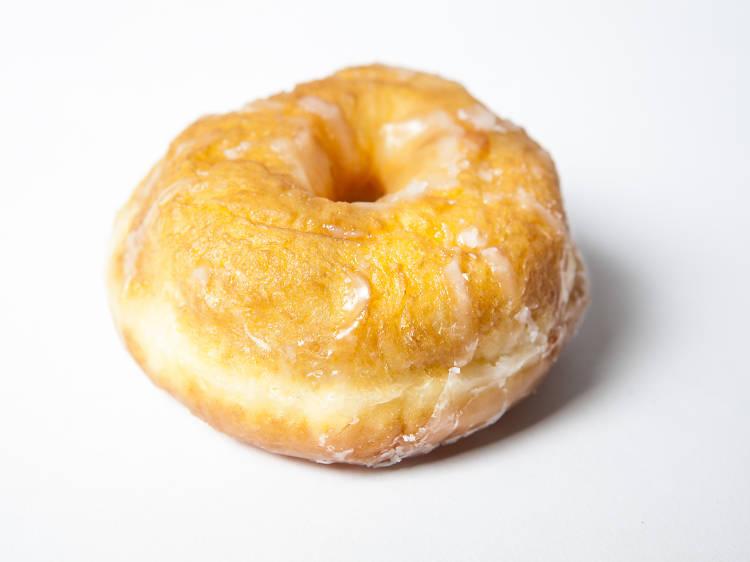 The best glazed donut: Stan's Corner Doughnut Shop