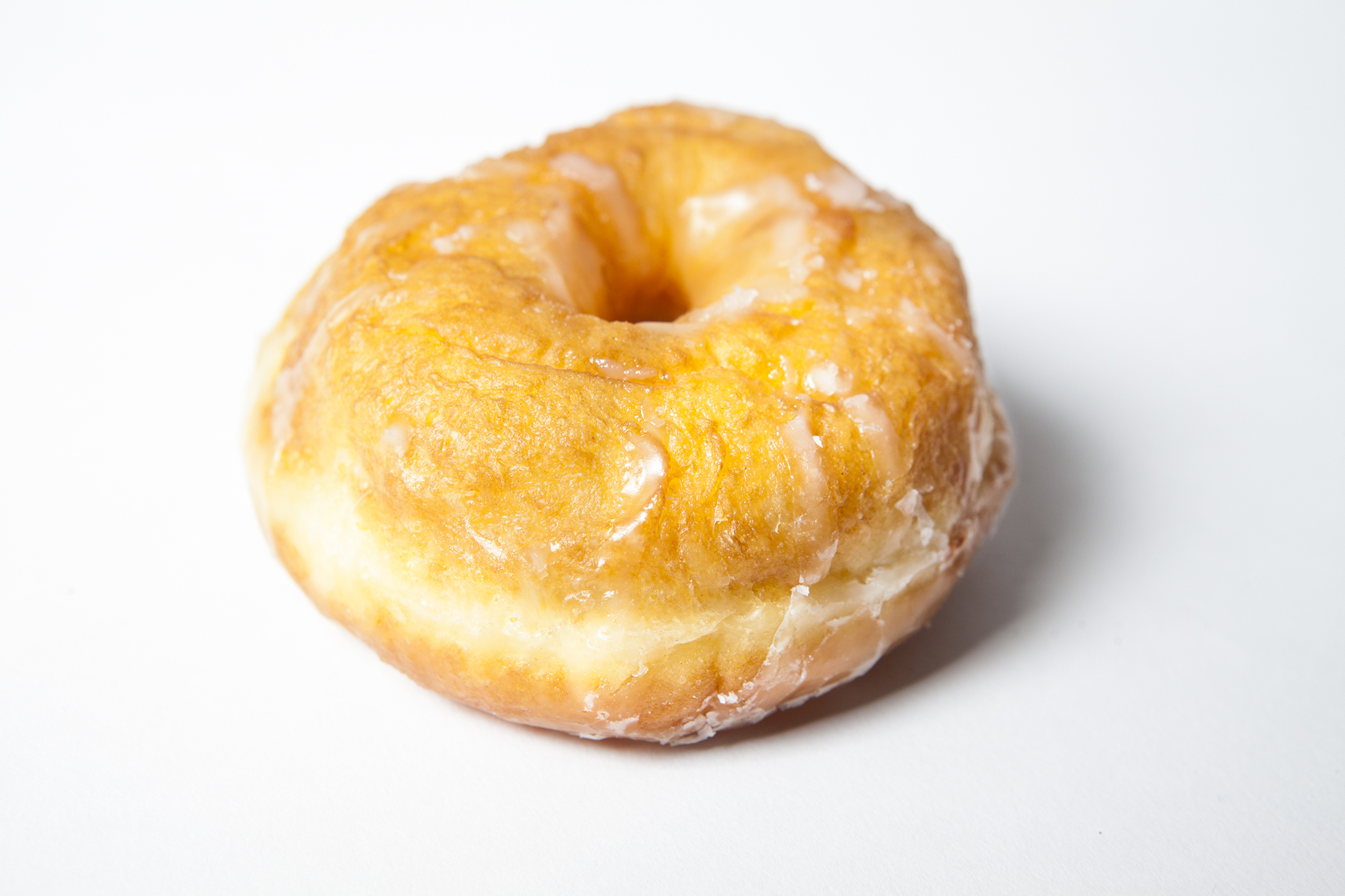 The best donuts in LA: Glazed donut from Stan's Corner Doughnut Shop