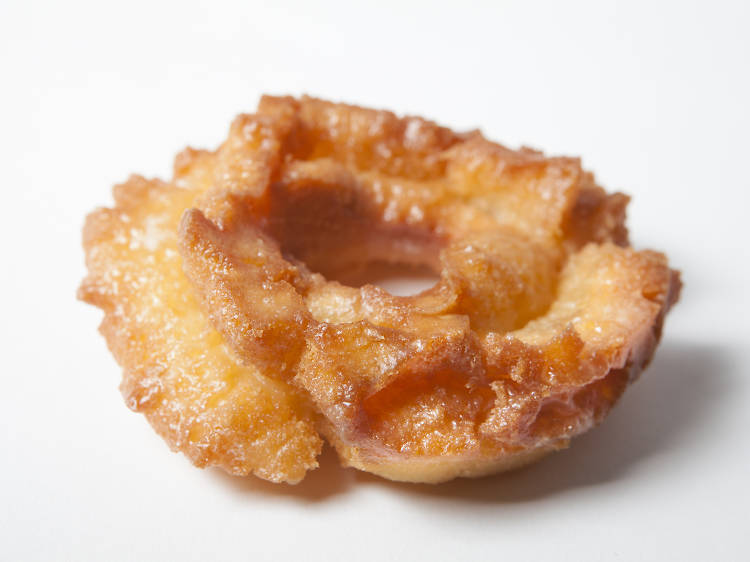 The best old fashioned: Tony's Donut House