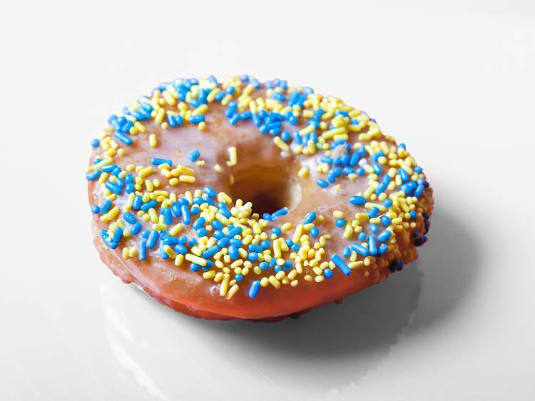 The best sprinkled donut: Stan's Corner Doughnut Shop