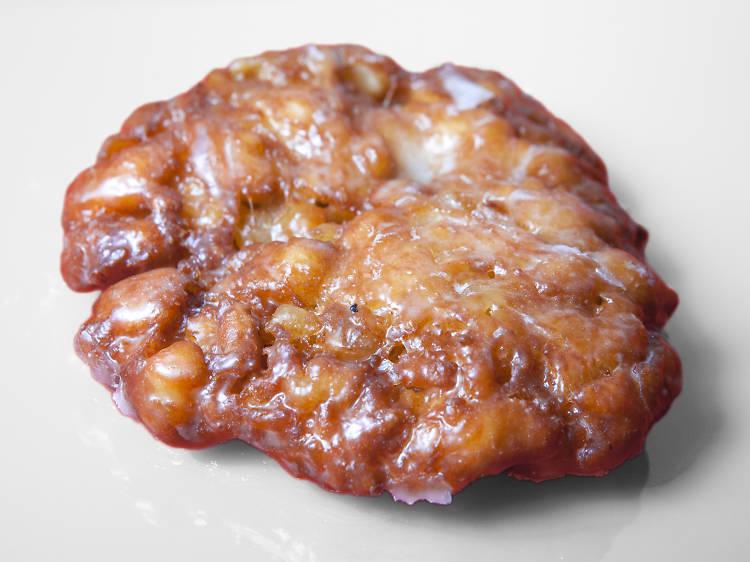 The best fritter: Stan's Corner Doughnut Shop