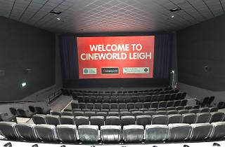 Cineworld Leigh, Cinemas, Manchester