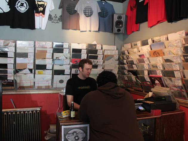 Record Store Day at Eastern Bloc
