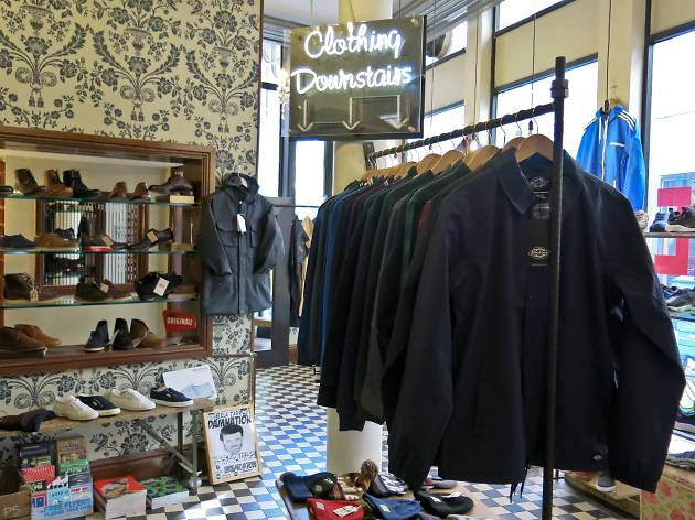 Ran, Shops, Manchester
