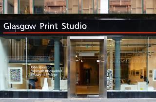 Glasgow Print Studio, Art galleries, Glasgow