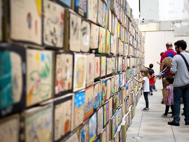 Big Draw 2014: La festa del dibuix
