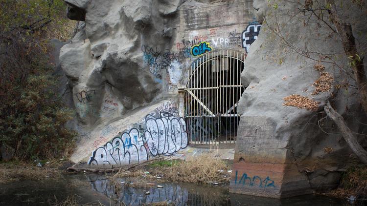 Devil's Gate Dam.