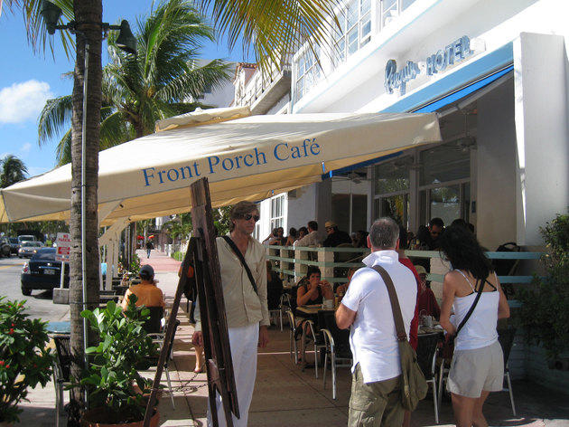 Front Porch Cafe
