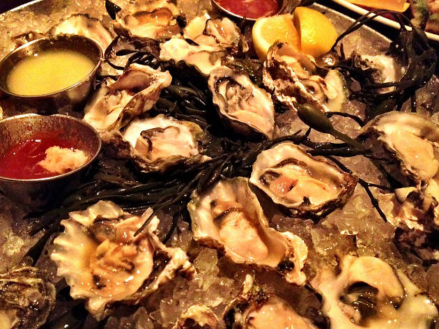 River Oyster Bar