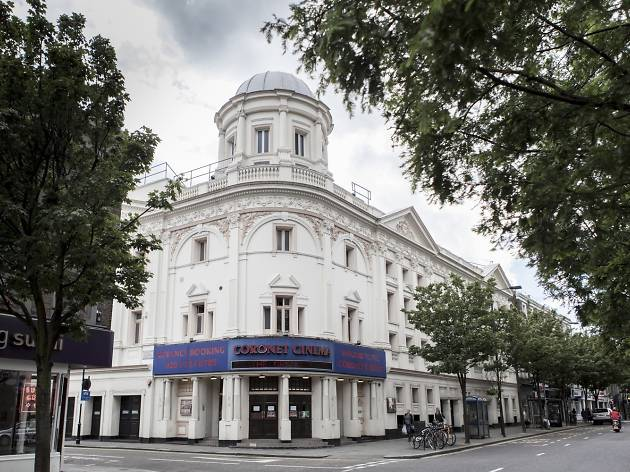 There's going to be an anti-racism protest tomorrow over a fringe play in Notting Hill