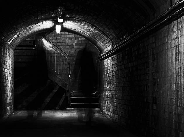 Go underground
