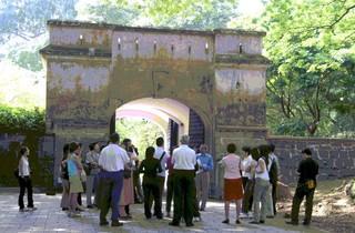 Fort Canning Park, Fort Gate