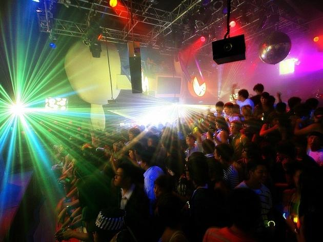 Party at Zouk