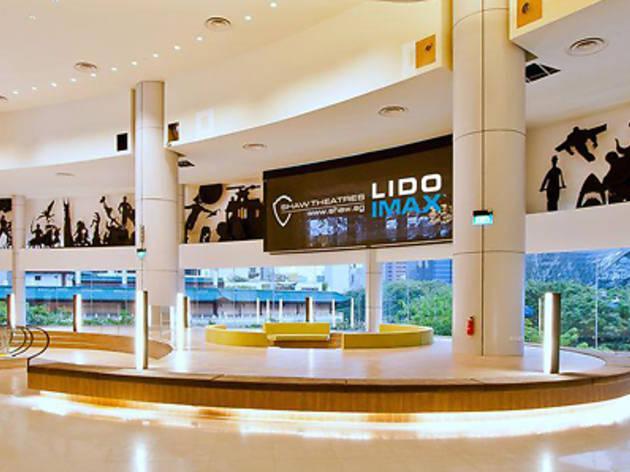 Shaw Lido Cineplex