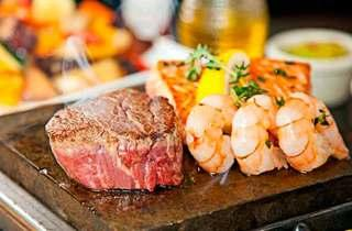 Hot Stones Steak