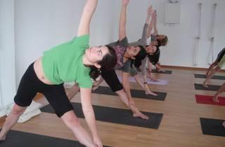 Iyengar Yoga Singapore Sandrine Laborde