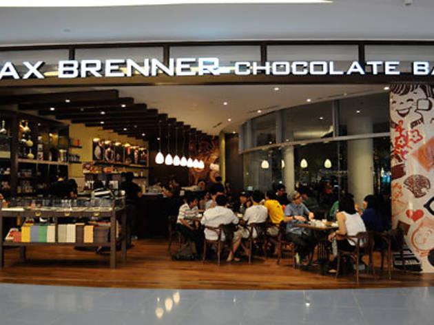 Max Brenner Chocolate Bar