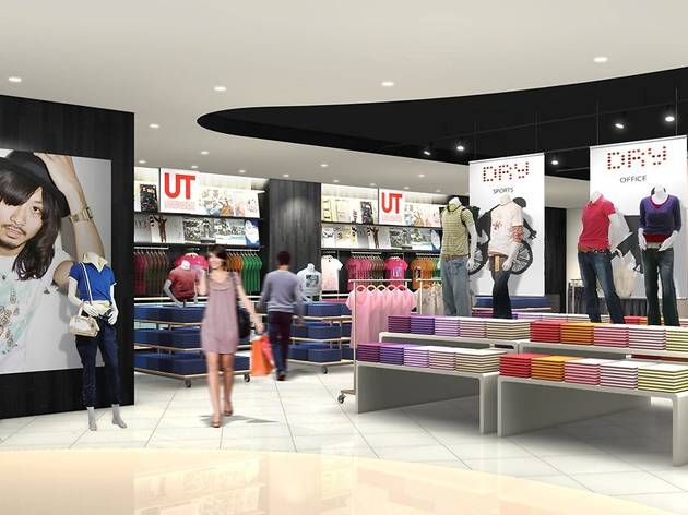 Uniqlo at ION Orchard