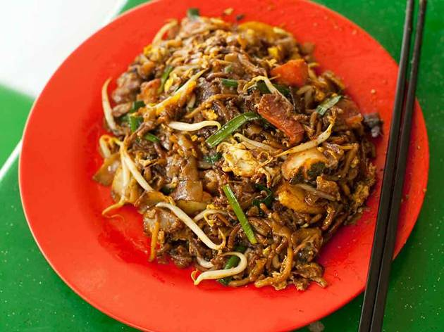 No. 18 Fried Kway Teow