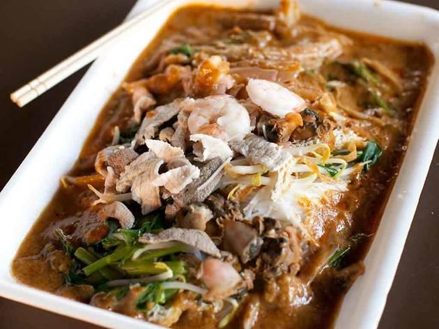 Meng Kee Satay Bee Hoon