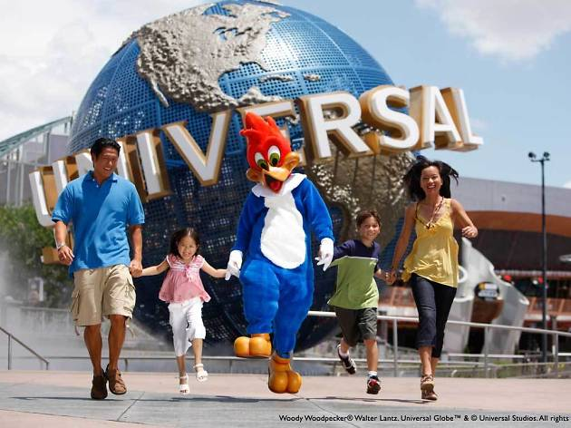 Scream your heart out at Universal Studios Singapore